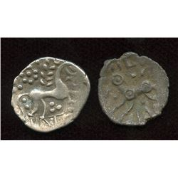 Celtic: Iceni-Dobunni. Lot of 2
