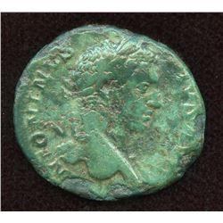 Caracalla. 198-217 AD. AE As