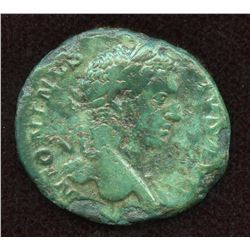 Caracalla. 198-217 AD. AE As