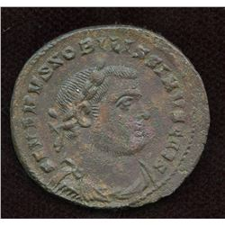 Severus II, as Caesar. 305-306 AD. AE Follis