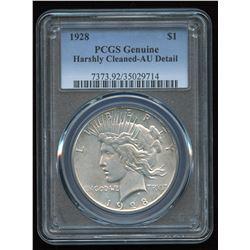 Silver Dollar, 1928