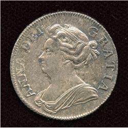 Great Britain. Anne 1702-1714