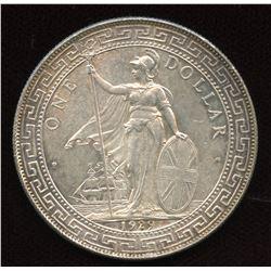 Great Britain. SilverTrade Dollar, 1929