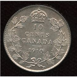 1910 Ten Cents