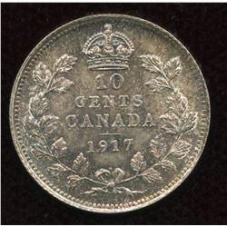 1917 Ten Cents