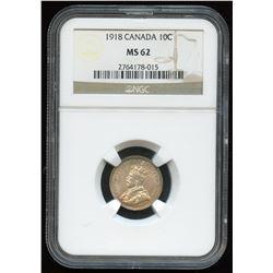 1918 Ten Cents