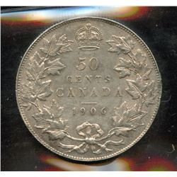 1906 Fifty Cents