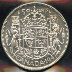 1947 Fifty Cents