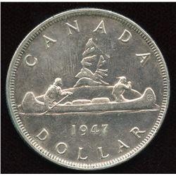 1947 Silver Dollar
