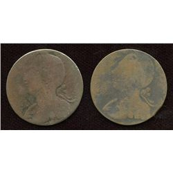 Blacksmith Tokens. Lot of 2