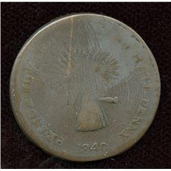 Prince Edward Island. Br. 916. James Milner`s Sheaf of Wheat