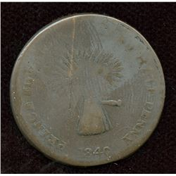 Prince Edward Island. Br. 916. James Milner`s Sheaf of Wheat
