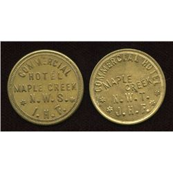 NWT Tokens. Lot of 2