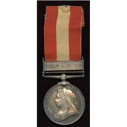 Fenian Raid Medal