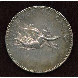 Dominion of Canada Exhibition Silver medal