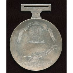 Nova Scotia, Kings County. Ploughing Match Medal, 1823