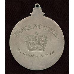 Nova Scotia, Halifax Centenary, 1849