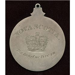 Nova Scotia, Halifax Centenary, 1849