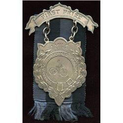 Nova Scotia, Halifax Driving Association, First Prize c. 1880's