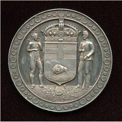 Manitoba Rifle Association. Instituted 1871