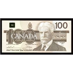 Bank of Canada $100, 1988