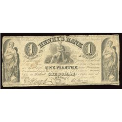 Henry's Bank $1, 1837
