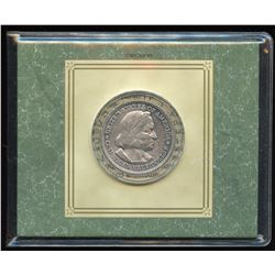 1893 Columbian Exposition Commemorative Half Dollar