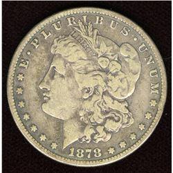 1878 S USA Silver Dollar