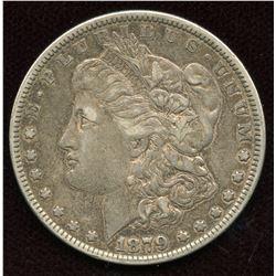 1879 USA Silver Dollar