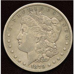 1879 S USA Silver Dollar