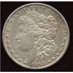 1898 USA Silver Dollar