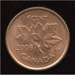 2006 One Cent - Mint State.