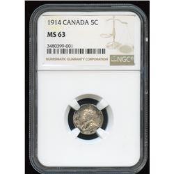 1914 Five Cents