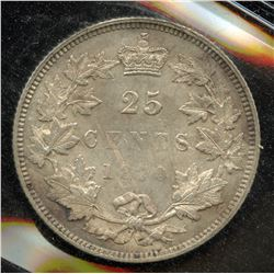 1870 Twenty-Five Cents