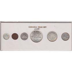 1938 Canada Year Set in Folder