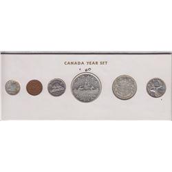 1950 Canada Year Set in Folder