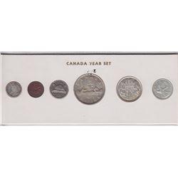 1955 Canada Year Set in Folder