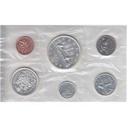 1961 Canada RCM Mint Set