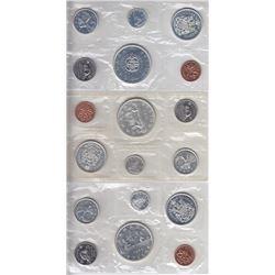 1964, 1965 & 1966 RCM Mint Sets