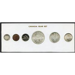 1965 Canada Year Set in Folder