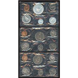 1967 - 1973 RCM Mint Sets