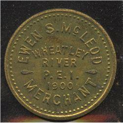 Prince Edward IslandMerchant Token