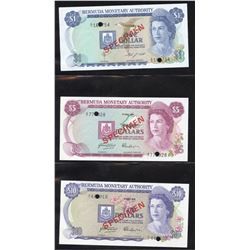 Caribbean Banknote Collection