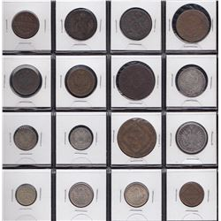 Austria - Lot of 16 Coins
