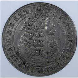 Germany - Leopold I Taler 1698,