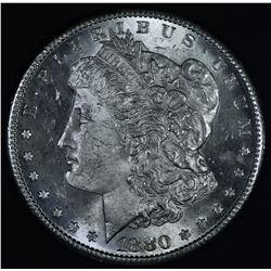 USA - Morgan Silver Dollar 1880-S