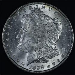USA - Morgan Silver Dollar 1898