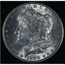 USA - Morgan Silver Dollar 1900-O