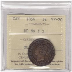 Canada 1859 One Cent