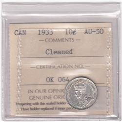 Canada 1933 Ten Cents